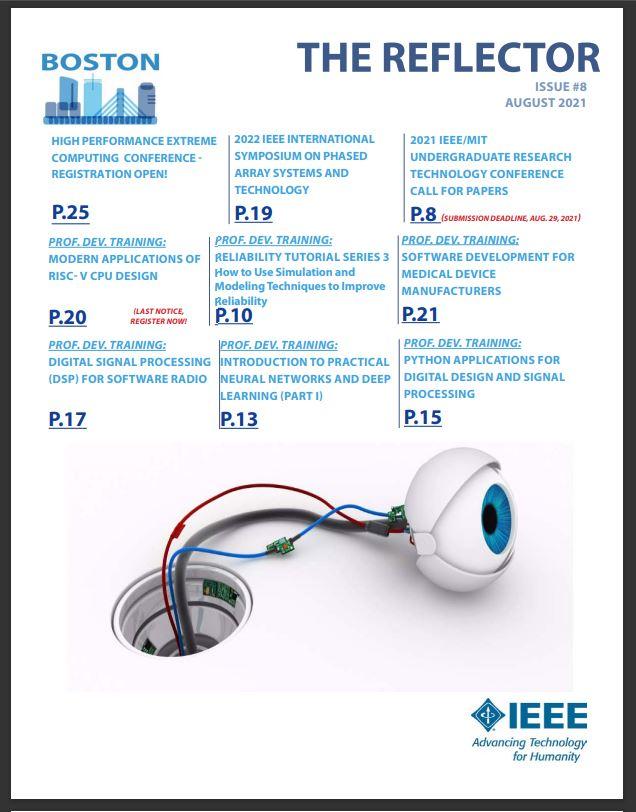 IEEE Boston The Reflector May 2021