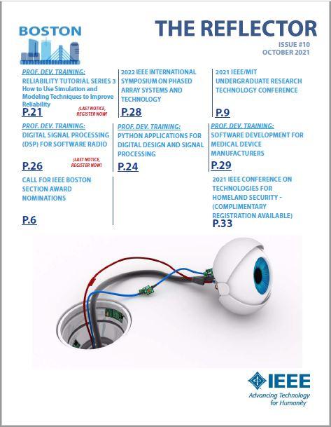 IEEE Boston The Reflector September 2021